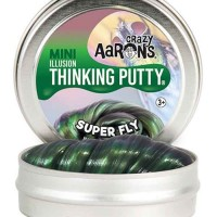 Crazy Aaron tark plastiliin mini Illusioon sari Super Fly