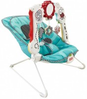 Fisher Price lamamistool 2in1 Sensory Stages