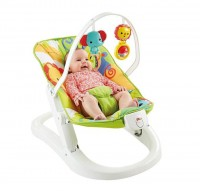 Fisher Price kokkupandav lamamistool Rainforest Friends Fun