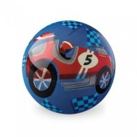 Crocodile Creec pall Ralliauto10cm
