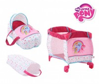 Hauck nuku reisivoodi My Little Pony