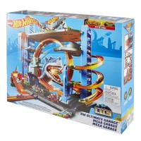 Hot Wheels super garaaz