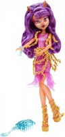 MONSTER HIGH kummitused Clawdeen Wolf
