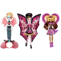 Monster High transformeeruv nukk