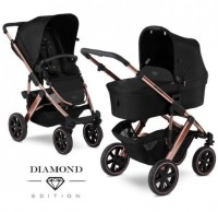 ABC Design vankrikomplekt Salsa 4 Diamond Edition Rose Gold