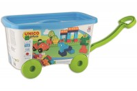 Unico Plus klotsid Trolly